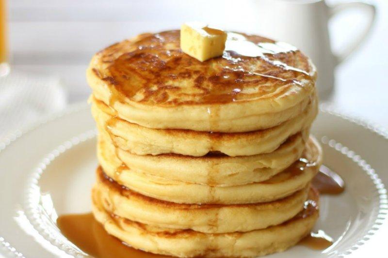 airy pancakes