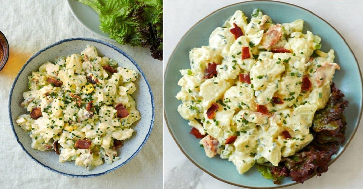 Best Potato Salad Recipe Julia Child